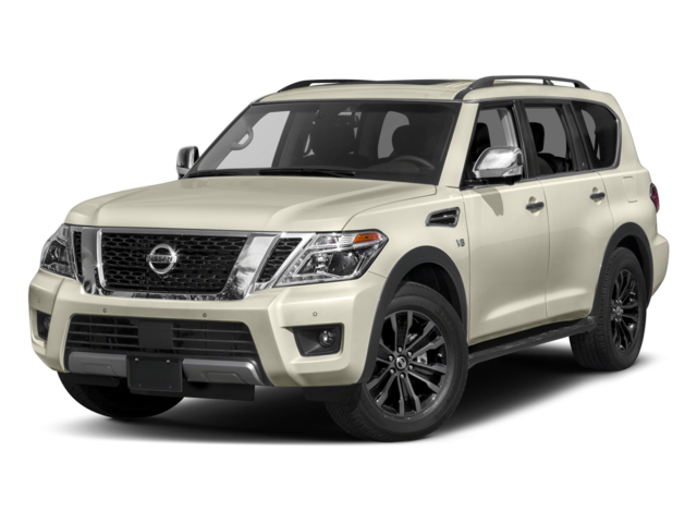 2017 Nissan Armada Platinum 4D Sport Utility
