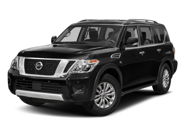 2017 Nissan Armada SV All-wheel Drive