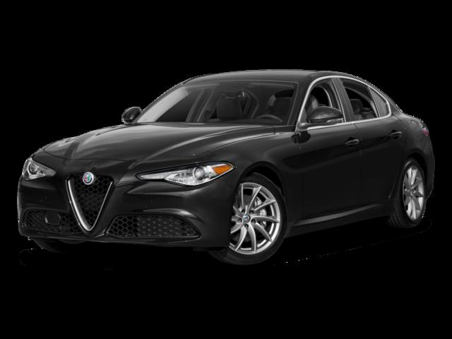 2018 Alfa Romeo Giulia Ti 4D Sedan