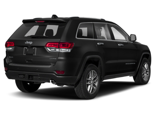 New 2020 Jeep Grand Cherokee 4DR 2WD
