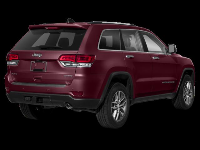 New 2020 Jeep Grand Cherokee Laredo E