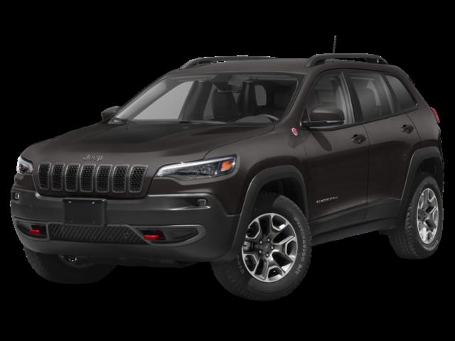 New 2020 Jeep Cherokee Trailhawk