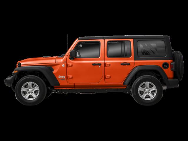 New 2020 JEEP Wrangler 4DR 4WD RUBICON