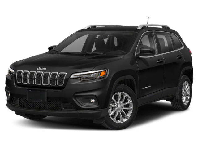 New 2020 JEEP Cherokee Latitude Plus 4x4