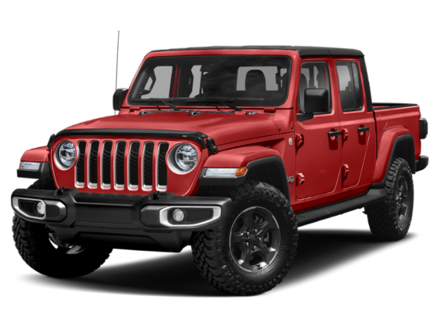 New 2020 Jeep Gladiator Rubicon 4x4, fully Loaded, got it all !!
