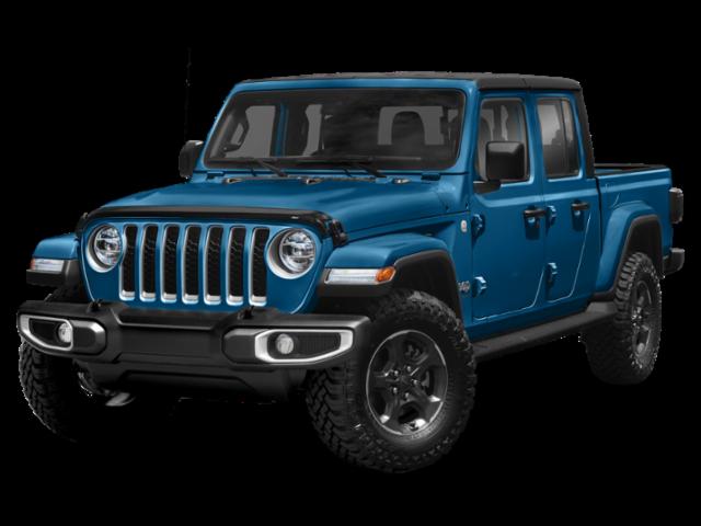 New 2020 Jeep Gladiator Overland 4x4