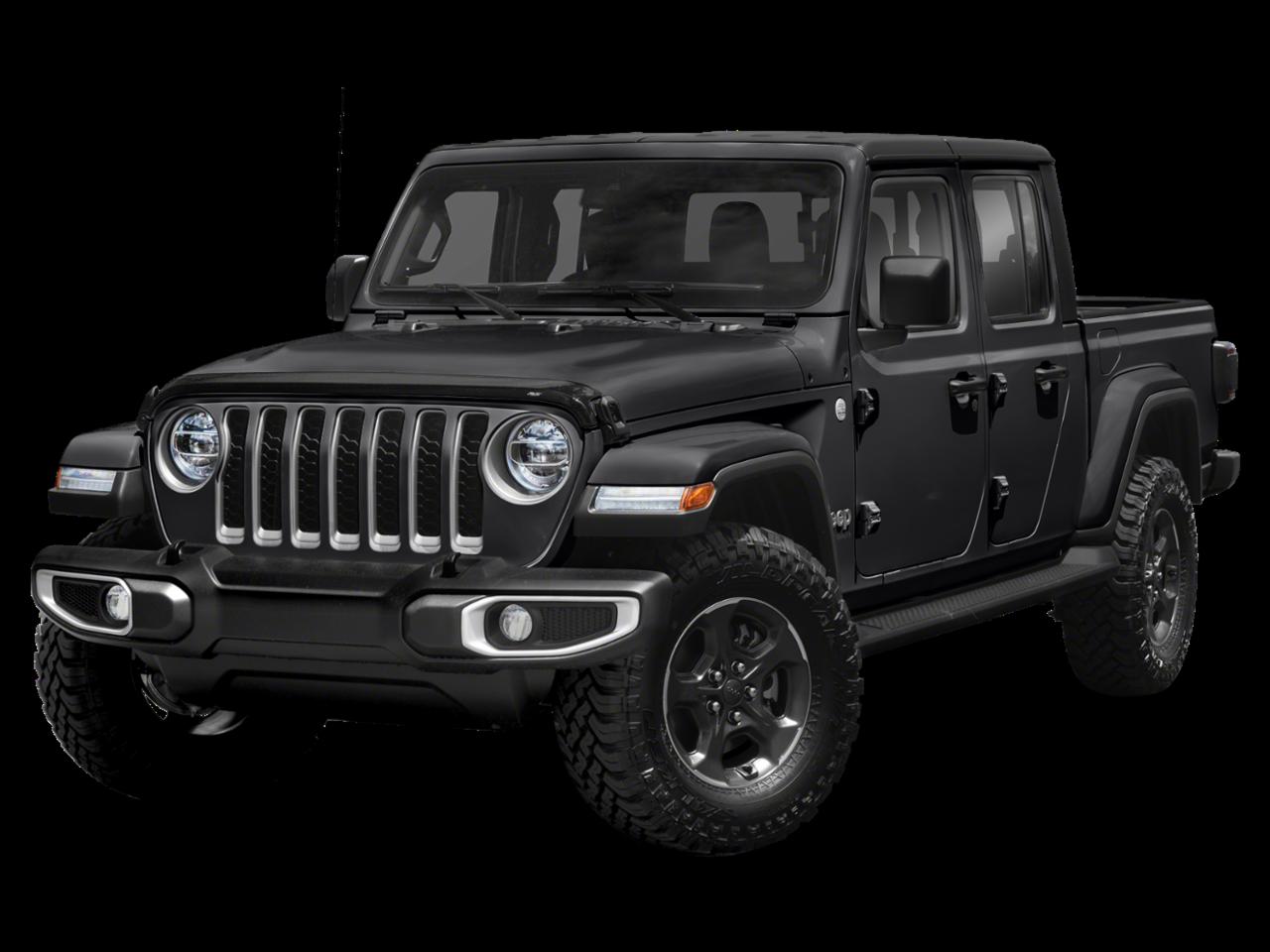 "New 2020 Jeep<br /><span class=""vdp-trim"">Gladiator Sport 4WD Crew Cab Pickup</span>"