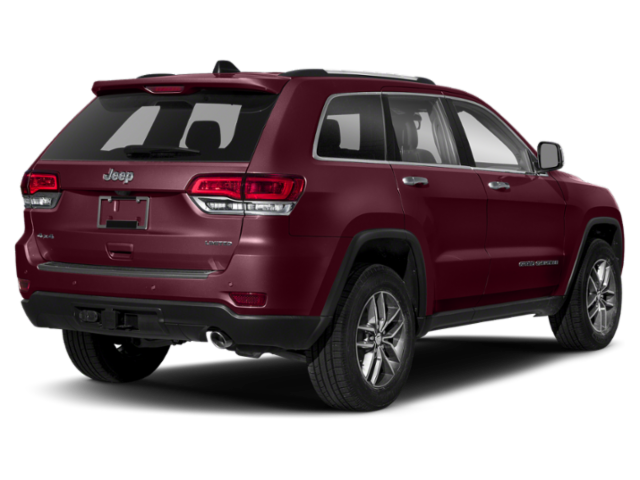 New 2020 JEEP Grand Cherokee 4DR 4WD LIMITED