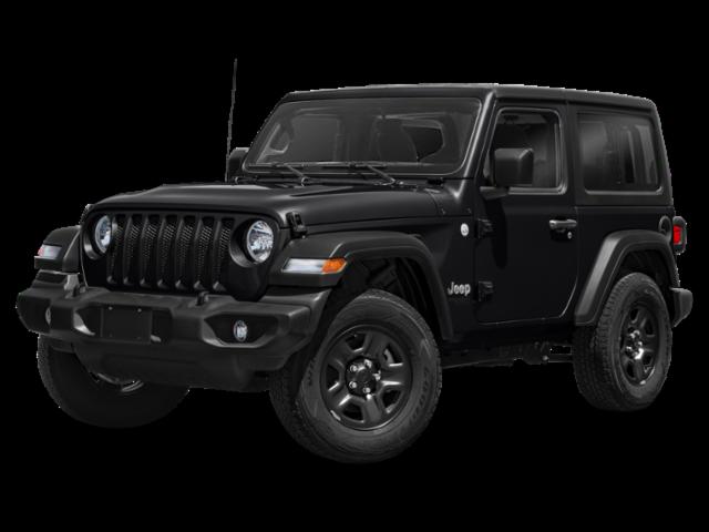 New 2020 Jeep Wrangler Willys 4x4