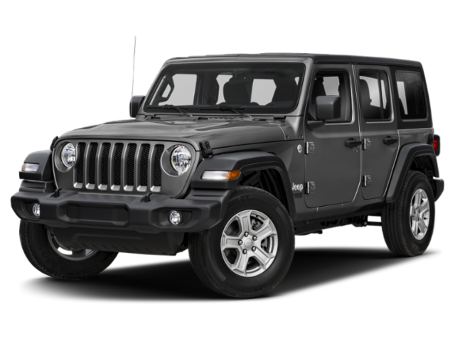New 2020 JEEP Wrangler Sport Altitude