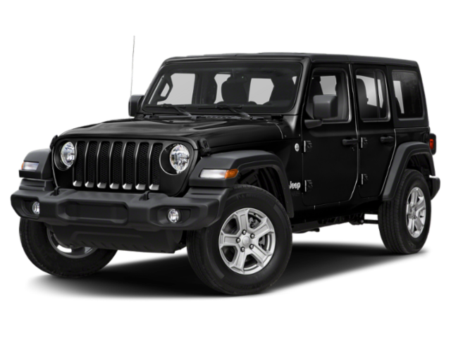 New 2020 JEEP Wrangler Sport Altitude 4x4