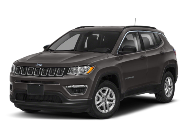 New 2020 JEEP Compass 4DR 4WD