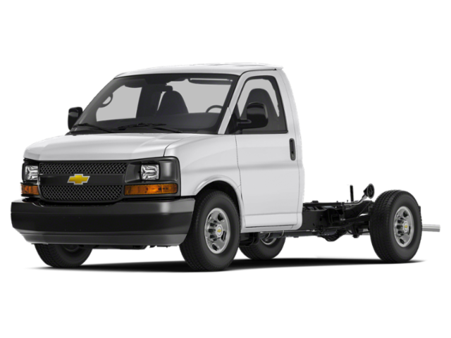 2019 Chevrolet Express 3500 Cutaway 2D Chassis