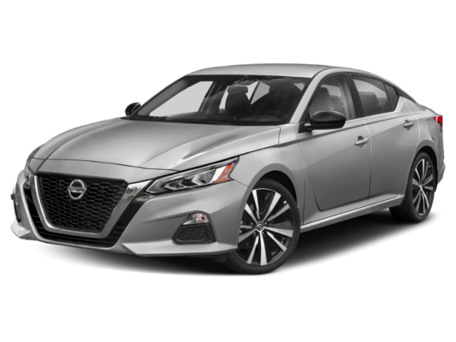 2020 Nissan Altima 2.5 SR 4D Sedan