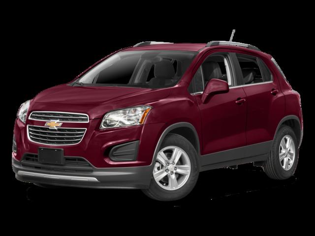 2016 Chevrolet Trax 1LT 4D Sport Utility