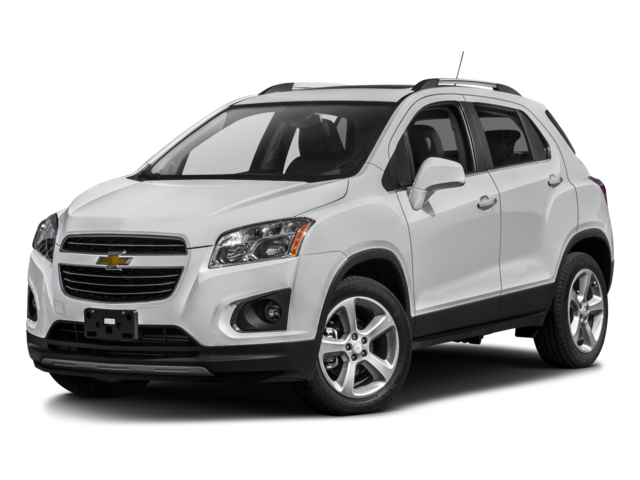 2016 Chevrolet Trax LTZ Small SUV