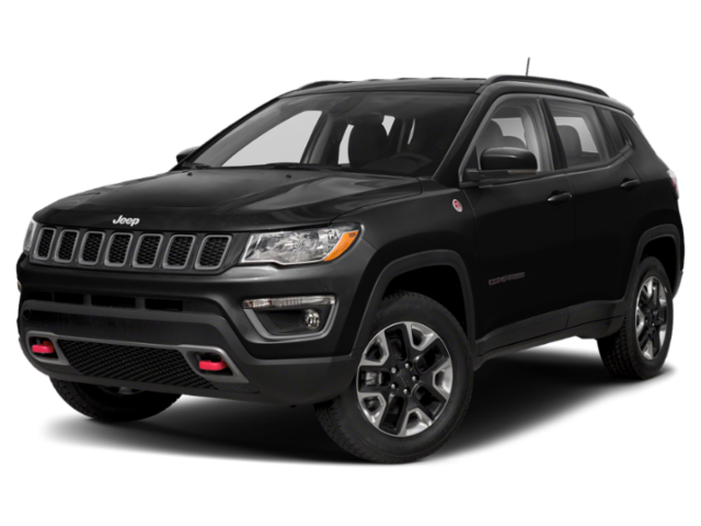 New 2021 Jeep Compass Trailhawk Elite 4x4 | Leather | Navigation | Sunroof |