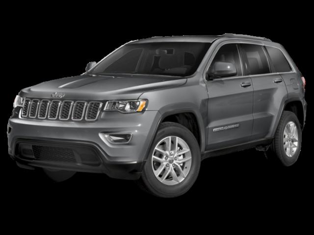 New 2021 JEEP Grand Cherokee Laredo