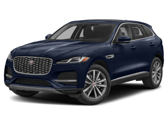 New 2021 Jaguar F-PACE