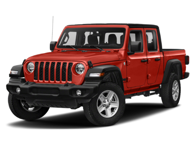 New 2021 Jeep Gladiator Sport 4WD