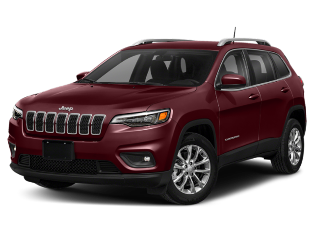 2021 Jeep Cherokee High Altitude