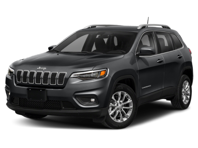 New 2021 JEEP Cherokee Latitude Lux