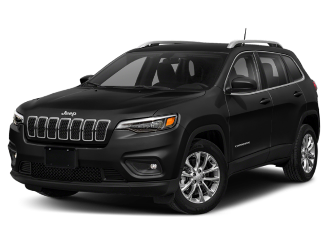 New 2021 Jeep Cherokee Latitude Plus