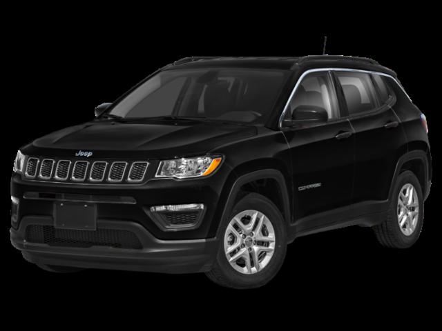 2021 Jeep Compass 80th Spec. Edition