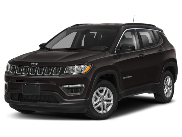 New 2021 Jeep Compass Latitude