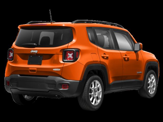 New 2021 Jeep Renegade Islander