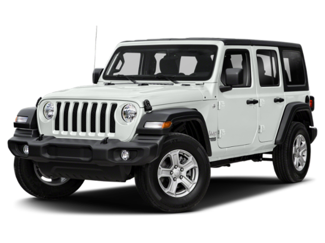 New 2021 Jeep Wrangler 80th Anniversary Unlimited