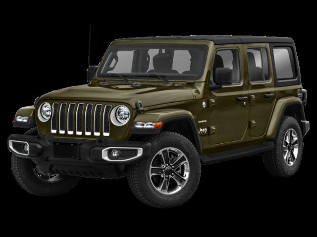 New 2021 Jeep Wrangler Unlimited Sahara 80th Anniversary