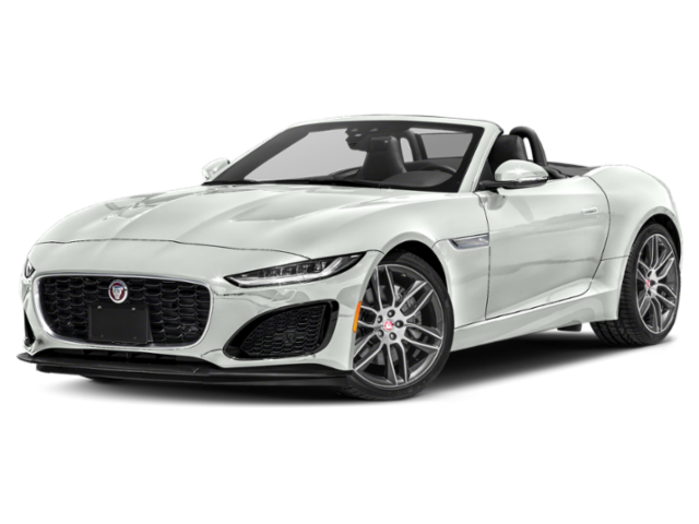 New 2021 Jaguar F-TYPE Convertible Automatic R-Dynamic AWD