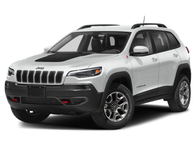 New 2021 Jeep Cherokee Trailhawk 4x4 V6 | Sunroof |