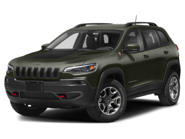 2021 Jeep Cherokee Trailhawk Elite
