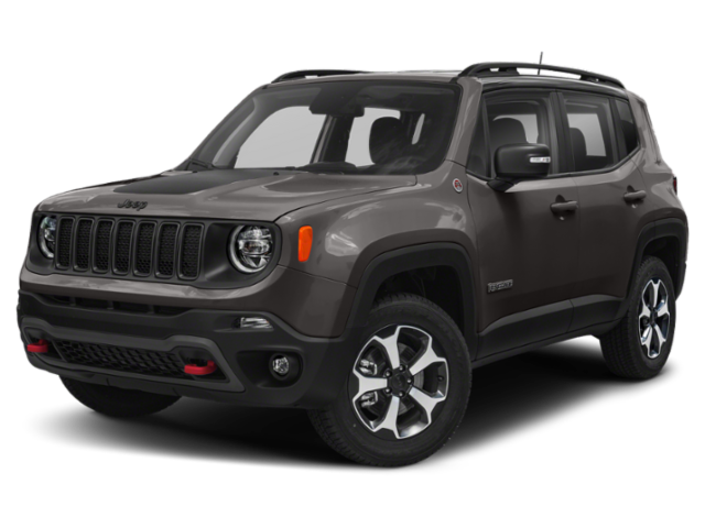 New 2021 Jeep Renegade Trailhawk
