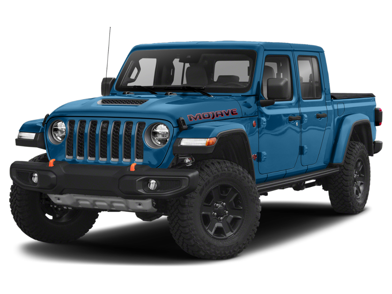 New 2021 Jeep Gladiator Mojave