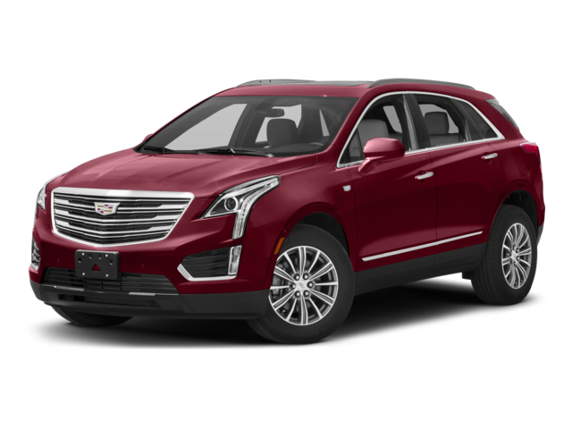 2017 Cadillac XT5 Luxury AWD Luxury 4dr SUV