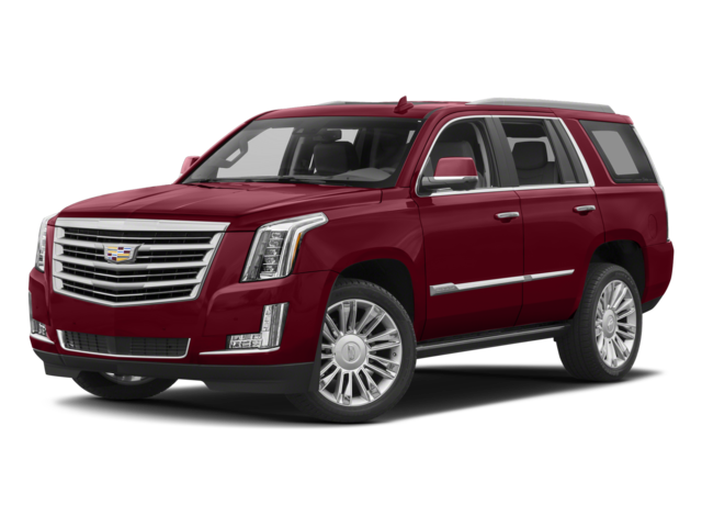 2017 Cadillac Escalade Platinum Edition