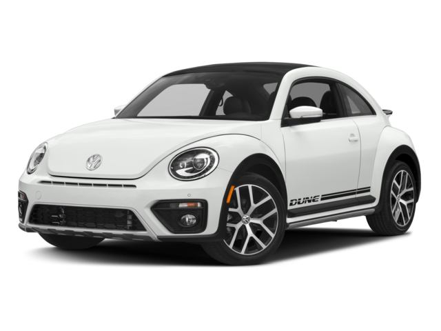 2017 Volkswagen The Beetle Dune Coupe 1.8T 6sp at w/ Tip 2-Door Coupe
