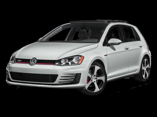 2017 Volkswagen Golf GTI 5-Door Autobahn Hatchback