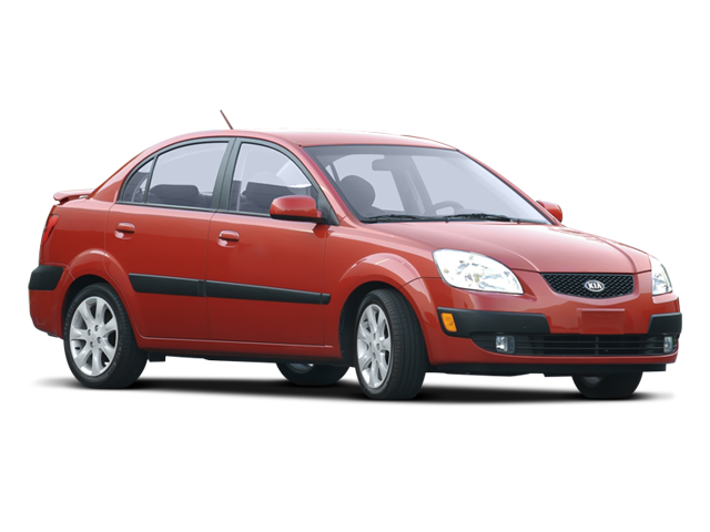 Pre-Owned 2008 KIA RIO Sedan 4D