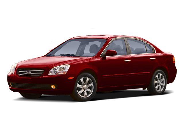 Pre-Owned 2008 KIA OPTIMA EX SEDAN 4