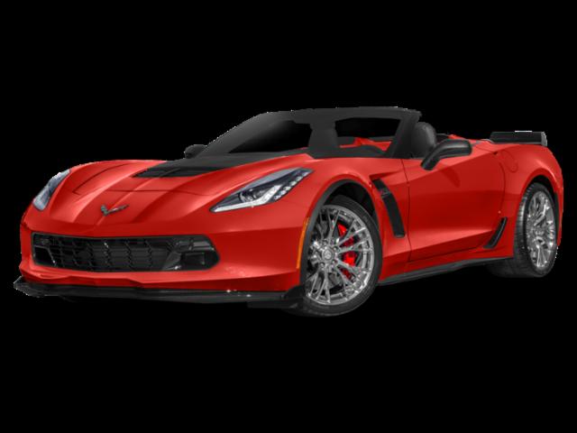 2019 Chevrolet Corvette Z06 2D Convertible