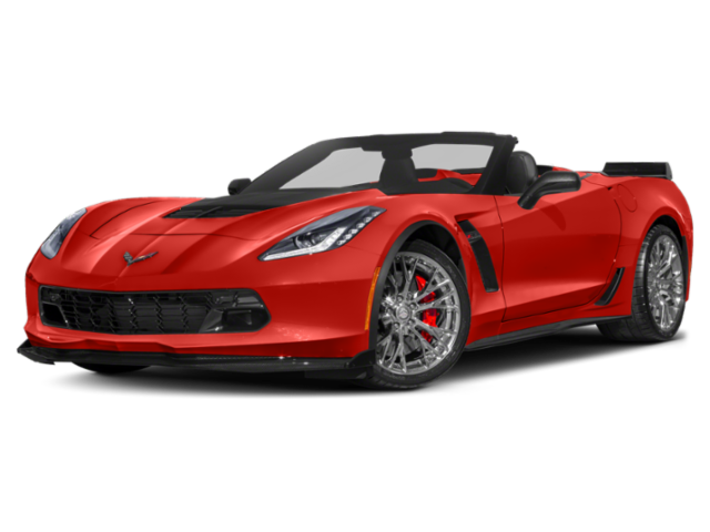 2019 Chevrolet Corvette Z06 2D Convertible