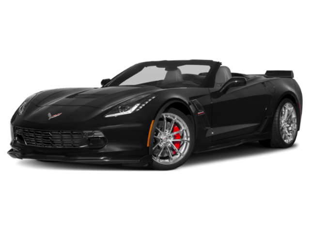 2019 Chevrolet Corvette Grand Sport 2D Convertible