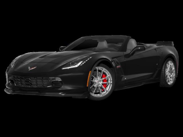 2019 Chevrolet Corvette Grand Sport 2LT 2D Convertible