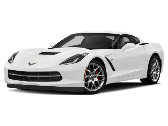 2019 Chevrolet Corvette Stingray 2D Coupe