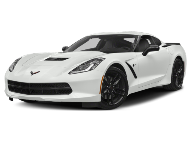 2019 Chevrolet Corvette Stingray Z51 2D Coupe
