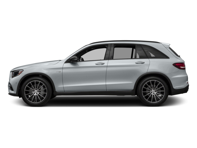 Certified Pre-Owned 2017 Mercedes-Benz GLC43 AMG 4MATIC SUV
